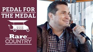 Introducing Pedal for the Medal | Rare Country