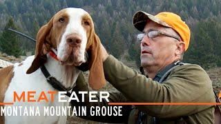 Straight Flush: Montana Mountain Grouse | S3E01 | MeatEater