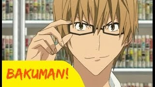 BAKUMAN One of The Greatest Manga Making Tips