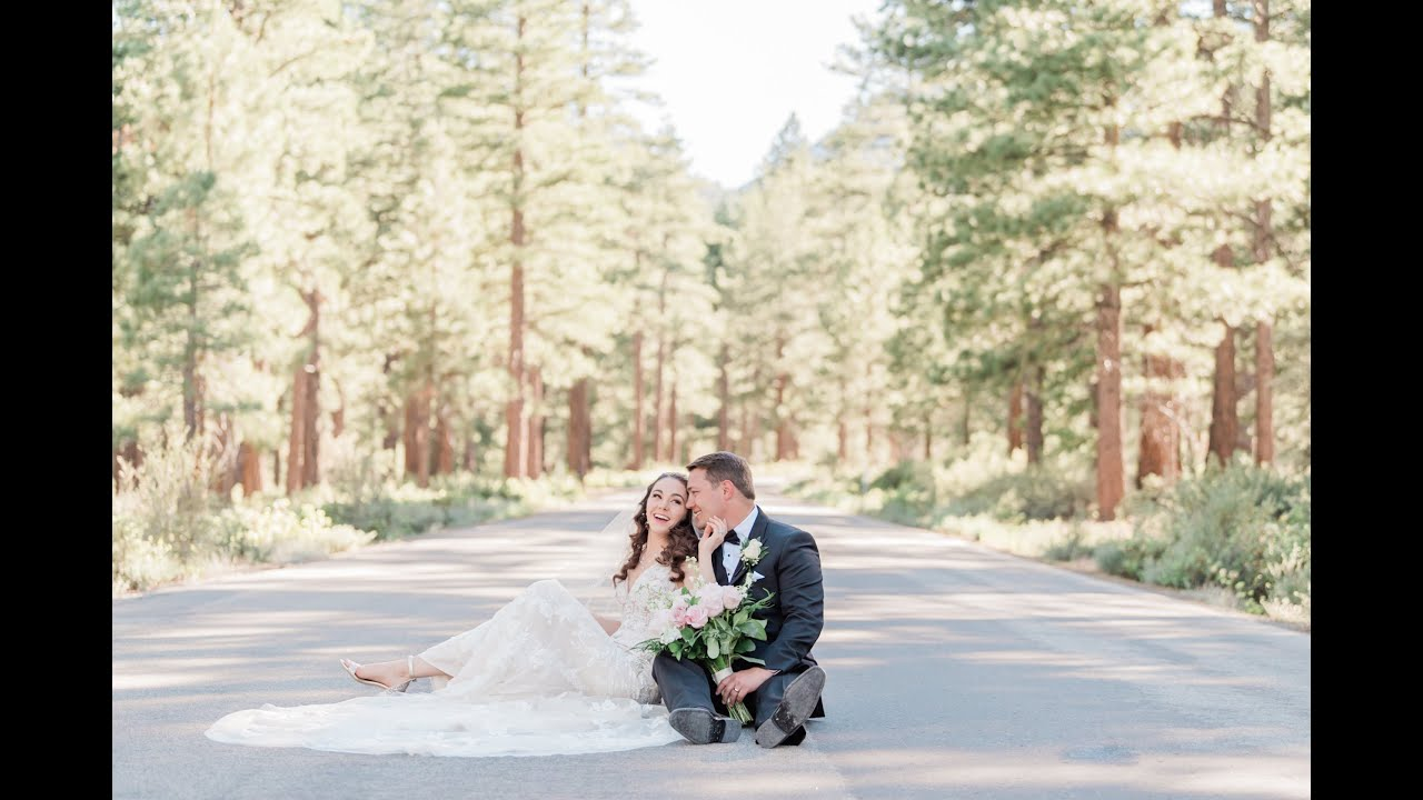 Danielle & Doug   Private Estate Wedding   Reno, NV
