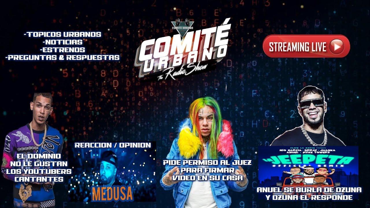 NICKY JAM - Medusa | ANUEL Se Burla de OZUNA | EL DOMINIO No le Gustan los Youtuber Cantantes