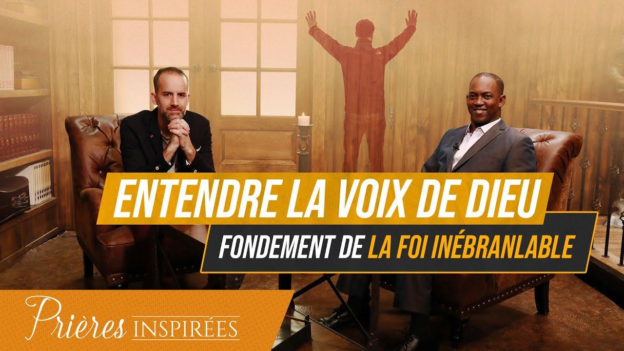 Entendre la voix de Dieu : fondement de la foi inébranlable - Prières inspirées - Elhadj Di...
