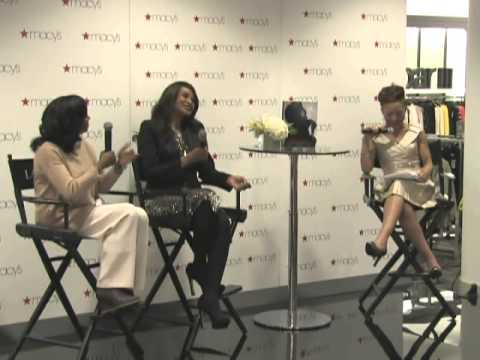 Beverly Johnson & Macy's Celebrate Black History Month 2014