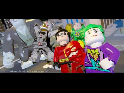 LEGO Batman 3: Beyond Gotham ~ Level 8: Big Trouble in Little Gotham (Story Mode Guide)