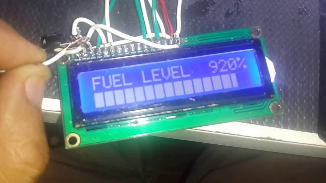 toyota corolla 1994 fuel gauge - youtube