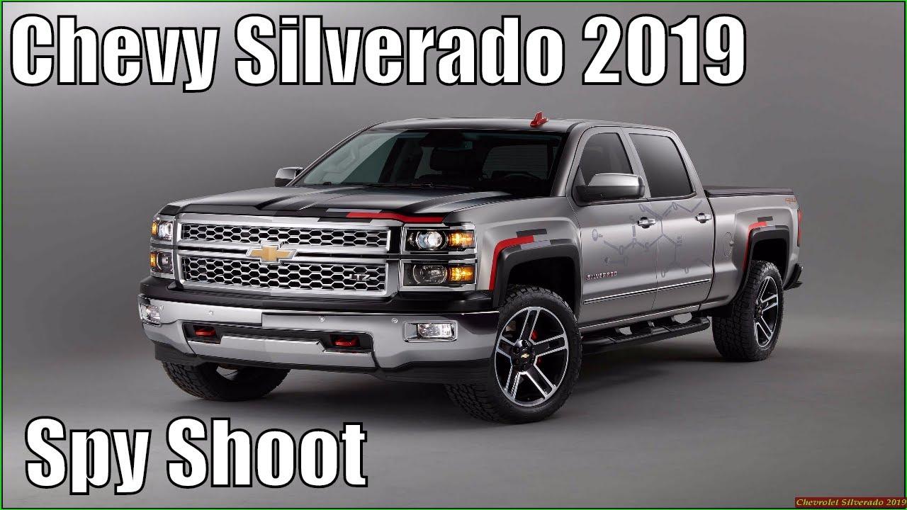 Chevrolet Silverado 2019 - New Chevy Silverado 2019 Spy ...