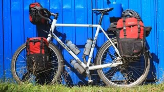 How To Pack Bicycle Touring Panniers