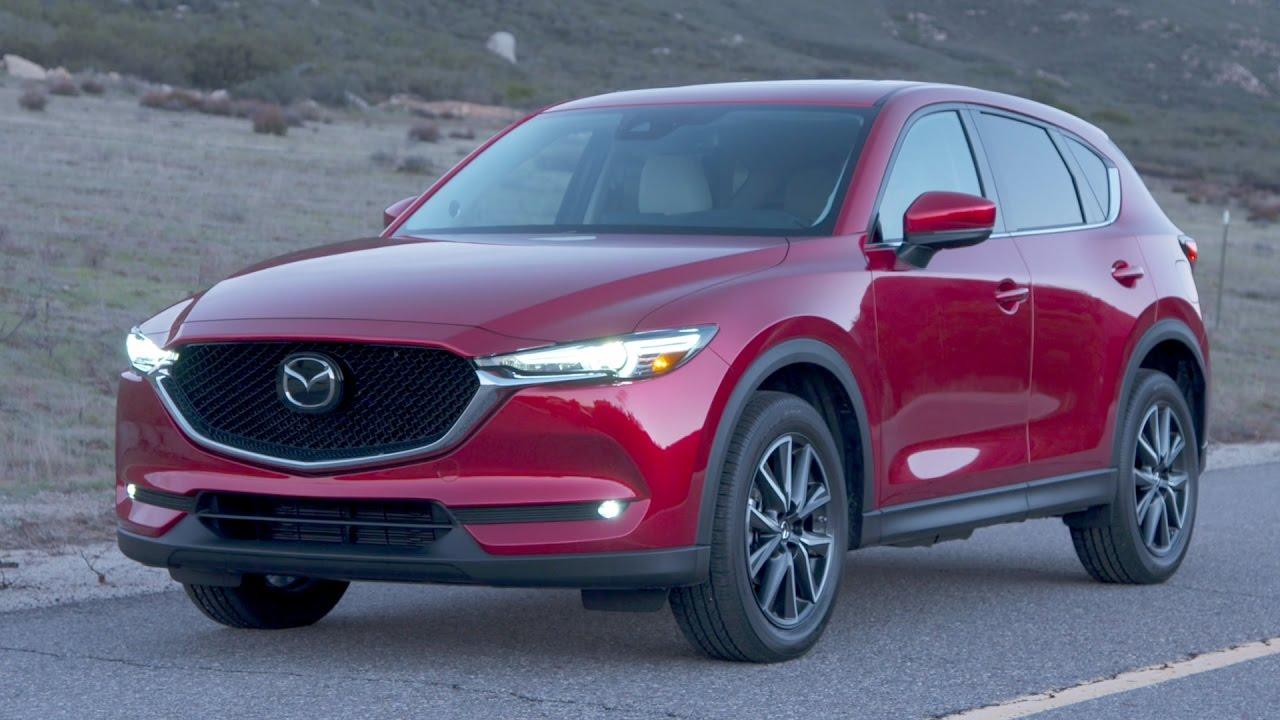 2017 Mazda Cx 5 Us Spec