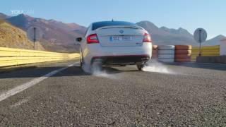 Skoda Octavia RS 2017 2 0 TSI Test Drive