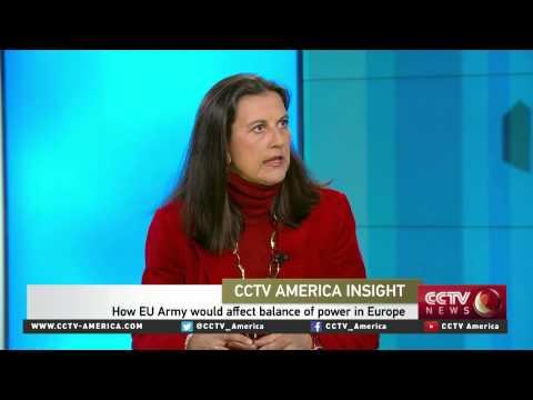 Federiga Bindi, Cntr for Transatlantic Relations on EU Army creation