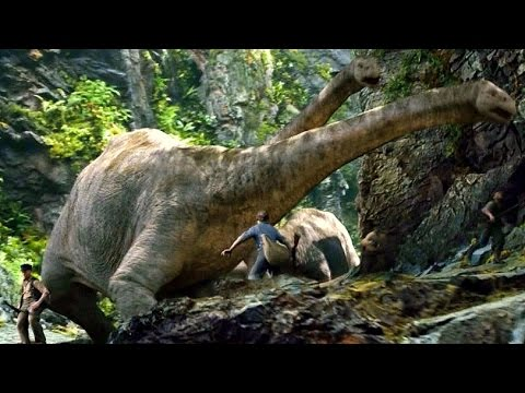 KING KONG (2005) - Dinosaur Stampede (Scene) Movie CLIP [1080p 60 FPS HD]