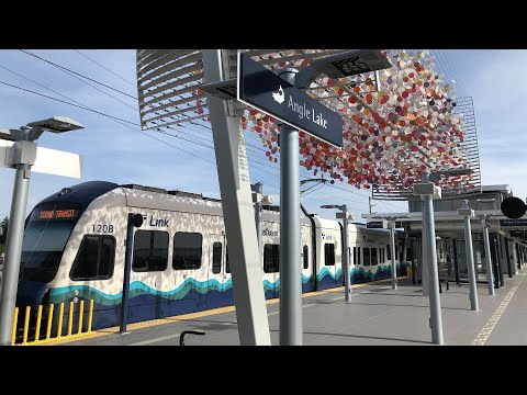 Seattle Link LRT - Central Link (Angle Lake -  Stadium)