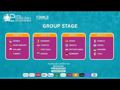 eEURO 2021 Finals – Day 2