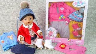 Кака Мама Готовила Беби Бон к Зиме Новая Одежда Для Куклы Пупсики Видео для детей 108мама тв