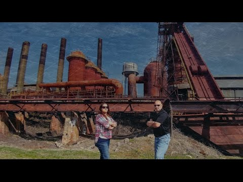Pushing the Limits Paranormal at Sloss Furnace - Birmingham, Alabama
