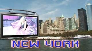 ВЕРА БРЕЖНЕВА - Любовь в большом городе   ( НЬЮ - ЙОРК )