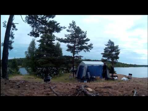 Ставим шатёр