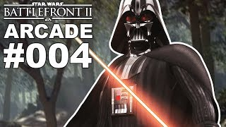 connectYoutube - STAR WARS BATTLEFRONT 2 ARCADE #004 Darth Vader auf Takodana [Deutsch]