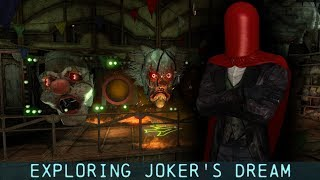 FR MOD; Batman; Arkham Origins; Exploring Joker's Dream