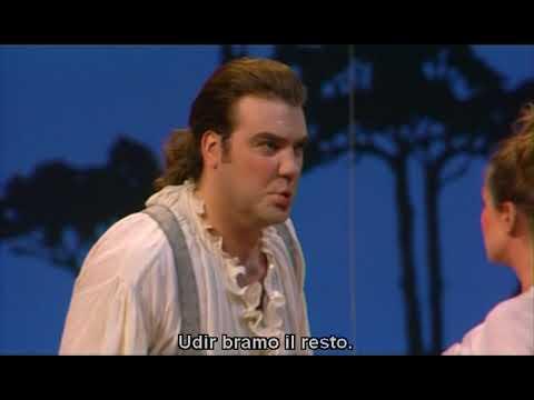 Le nozze di Figaro - Mozart - sub ita