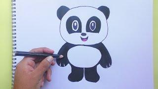 Dibujando y pintando a Ping (Julius Jr.)- Ping drawing and painting ( Julius Jr. )