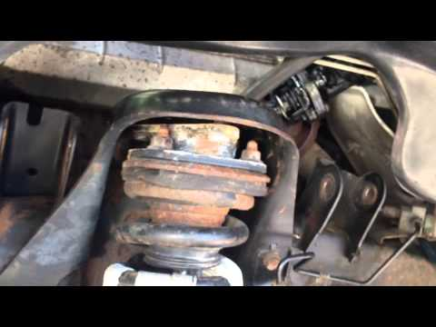 Dodge Dakota Maintenance Part 2 Youtube