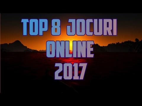 TOP 8 JOCURI ONLINE 2017 (IN ROMANA)