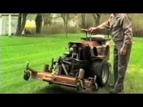 Home-Built Electric-Powered Tractor