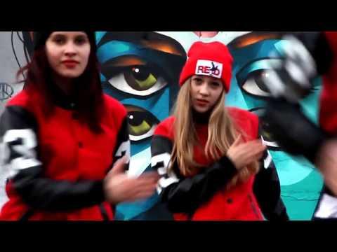 GATVĖS ŠOKIŲ STUDIJA RED @ Red Juniors TEAM 2015 VILNIUS