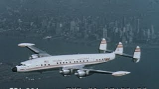 Skyline New York 1955