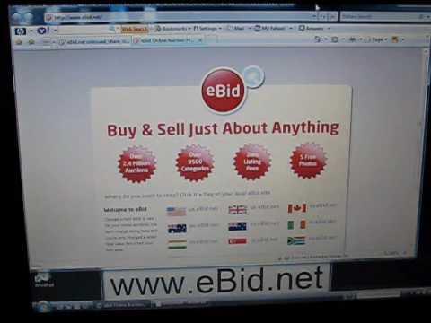 eBid dot net