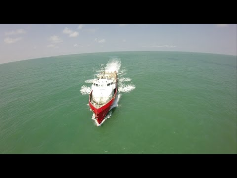 "ABCmaritime - ""Kacey"" Sea trials (Offshore fleet)"