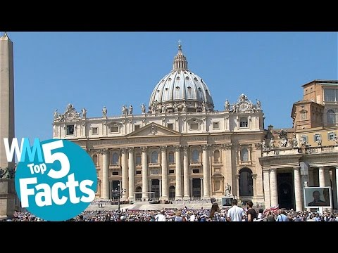 Top 5 ​Surprising Facts About the Vatican​