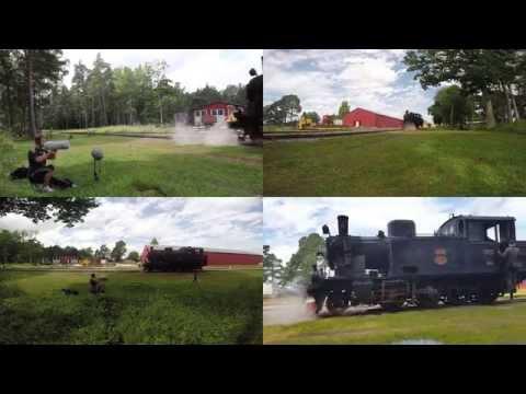 Universal Sound FX - Recording a Steam Train