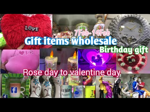 Cheapest GIFT items wholesale/ Home Decor items Best for business purpose Sadar bazaar Delhi