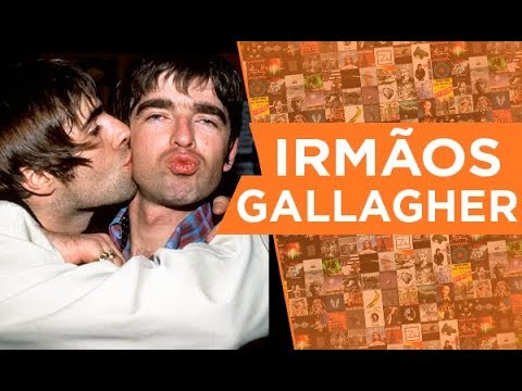 AS TRETAS DOS IRMÃOS GALLAGHER