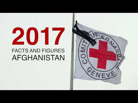 Afghanistan: The ICRC remains committed in 2017
