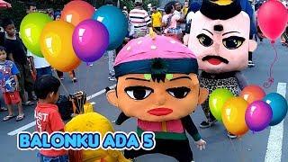 Balonku Ada 5 ✰ Lagu Anak Indonesia ✰ Nursery Rhimes