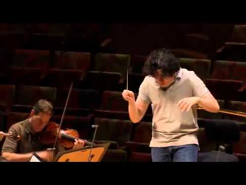Gustavo's Big Pain: Behind The Scenes With Gustavo Dudamel And The LA Phil