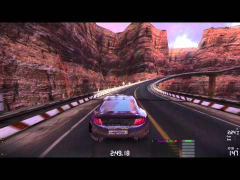My first TrackMania 2 track  