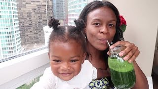 My Morning Eating Routine | Healthy Mom
