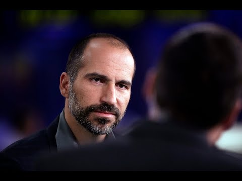 Full Interview: Uber C.E.O. Dara Khosrowshahi | DealBook 2017
