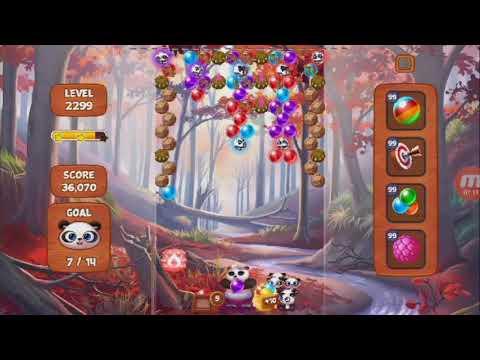Panda Pop- Level 2299