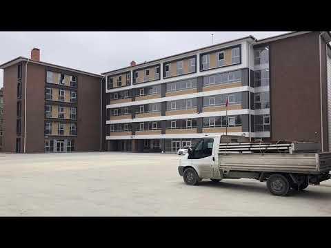 Bakırköy Anadolu Imam Hatip Lisesi Yeni Bina Içi Ve Dışı 2018 Kasım