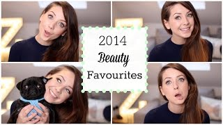2014 Beauty Favourites | Zoella Thumbnail