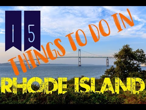 15 Most Beautiful Places To Visit In Rhode Island