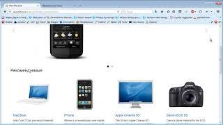 ocStore видео уроки | создание интернет магазина | урок 34