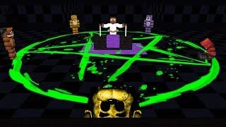 Monster School: Protect Tom - Horror Minecraft Animation