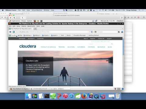 Cloudera Distribution of Hadoop Quickstart VM 5.3.x review
