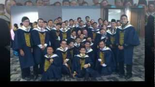 Konvokesyen MA K2/09 KSKB Kuching [Special dedicate to Mr.Liew Chee Foh]